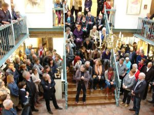 Exhibition 'Looking back in Admiration', Museum Møhlmann, Appingedam, NL, 2014